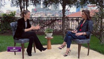 Burcu Biricik'in Fatma dizisiyle hayatının kesiştiği nokta | Ne Yapsak - 27 Nisan 2021