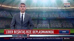 Spor Bülteni - 28 Nisan 2021 (Lider Beşiktaş Rize deplasmanında)