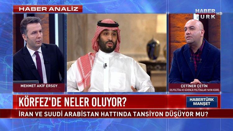 Prens Selman'dan İran açıklaması | Habertürk Manşet - 28 Nisan 2021