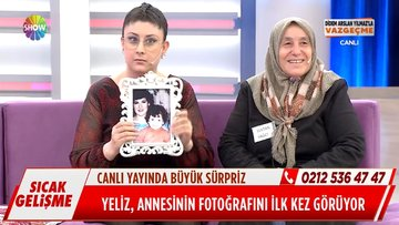 Yeliz Yağcı abisi ile ilk kez konuştu!
