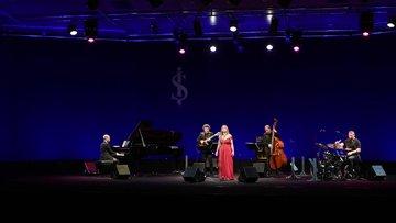 İş Sanat, 30 Nisan Dünya Caz Günü'nü, Jülide Özçelik konseriyle kutluyor