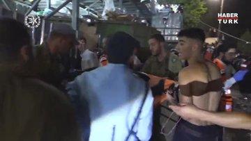 İsrail'de bayram izdihamı: Çok sayıda ölü var
