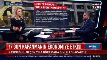 Enflasyon tahmini 2.8 puan arttı