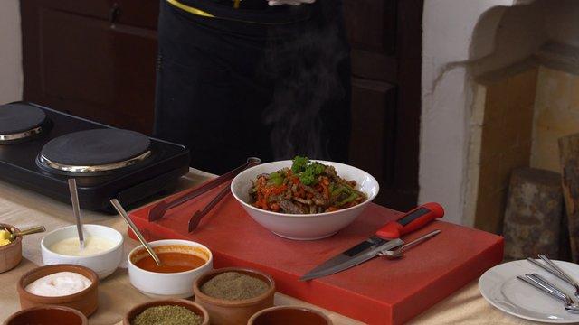 Bolu'nun enfes Değirmen Kebabı tarifi
