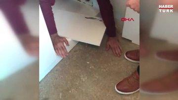 Mutfak dolabından cinayet zanlısı çıktı İzmir'de özel ekip, bir cinayet zanlısını daha yakaladı