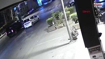 Esenyurt'ta kavga ettikleri sürücüyü hastanelik ettiler