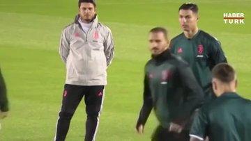 Ronaldo, Juventus'tan ayrılıyor!