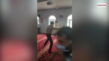 Valilik'ten camideki müdahaleye açıklama