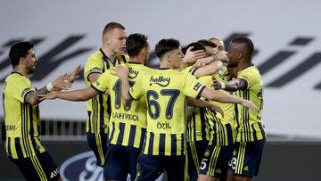 Fenerbahçe: 3 - BB Erzurumspor: 1 | MAÇIN KARELERİ