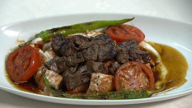 Eskişehir'in iftiharı Balaban Kebabı