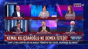 İmamoğlu Kanal İstanbul'a engel olabilir mi? | Açık ve Net - 3 Mayıs 2021