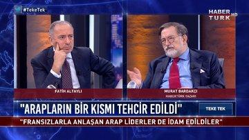 Ermeni meselesiyle ilgili tarihin bilinmeyenleri neler?) | Teke Tek - 3 Mayıs 2021