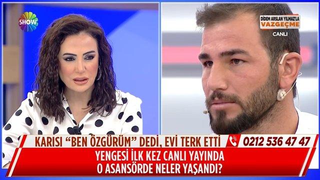 """""""Sezer yüzünden eşimle aram bozuldu"""""""