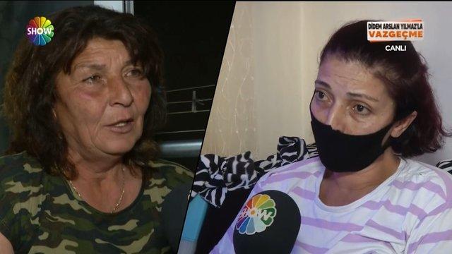 Teyzesinden Zeynep Hanım'a şok suçlama!