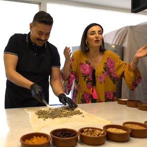 Antalya'nın en hızlı yufka açan aşçısından