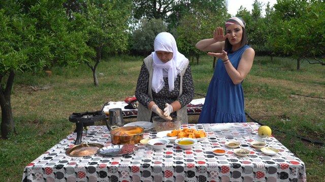 Akdeniz'in sevilen yemeği Kabak Döşeme tarifi