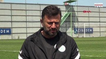 """Bülent Uygun: """"Rizespor'u yukarıya taşıyacak futbolcuları transfer edeceğiz"""""""