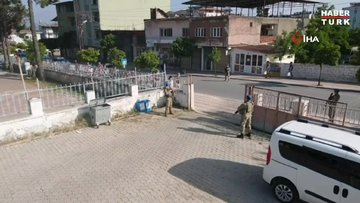 Hatay'da uyuşturucu operasyonu: 24 tutuklama