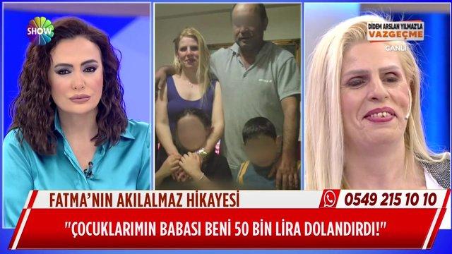 Ali Bey'in ilk evliliğinden olan kızı canlı yayında!