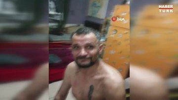 Katilini tıraş etmiş... Özbek gencin katilini, tıraş ederken çektiği anların videosu ortaya çıktı