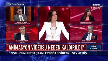 CHP'nin animasyona yanıtı ne oldu? | Enine Boyuna - 7 Mayıs 2021
