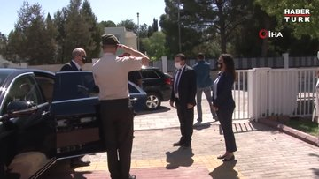 KKTC Cumhurbaşkanı Tatar, Cumhuriyet Meclisini bilgilendirdi