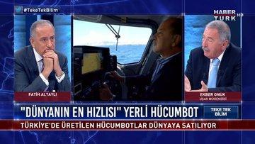 Otomobilden Hücumbota Milli Efsanenin Hikayesi | Teke Tek Bilim - 9 Mayıs 2021