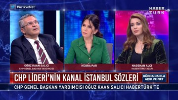 CHP Genel Başkan Yardımcısı soruları yanıtladı | Açık ve Net - 9 Mayıs 2021