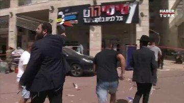 Gazze'den İsrail'in güneyine füze!