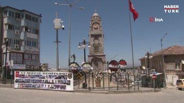 Reyhanlı'daki terör saldırısının 8. yılında hayatını kaybedenler anıldı