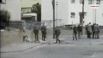 Kuzey İrlanda'nın Belfast şehrindeki Ballymurphy katliam, 1971, 10 masum öldürüldü