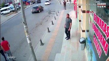 İstanbul'da driftçiler dehşet saçtı: 3 yaralı! Kaza görüntüleri kamerada!