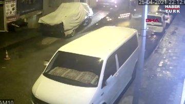 Eskişehir'de kiraladığı çekiciyle park halindeki kamyoneti çaldı