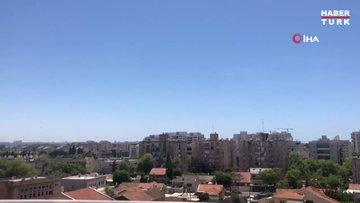 Hamas'tan İsrail'in saldırısına misilleme!