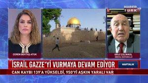 Haftalık - 15 Mayıs 2021 (İsrail'in saldırıları nereye kadar sürecek?)