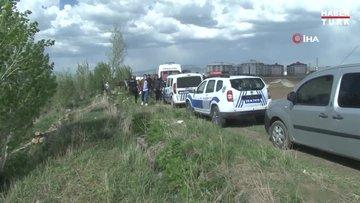 Erzurum'da yaşlı adam tarlada namaz kılarken hayatını kaybetti