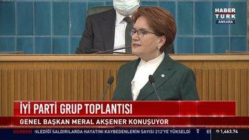 İYİ Parti lideri Akşener'den 'helallik' yanıtı: Hodri meydan