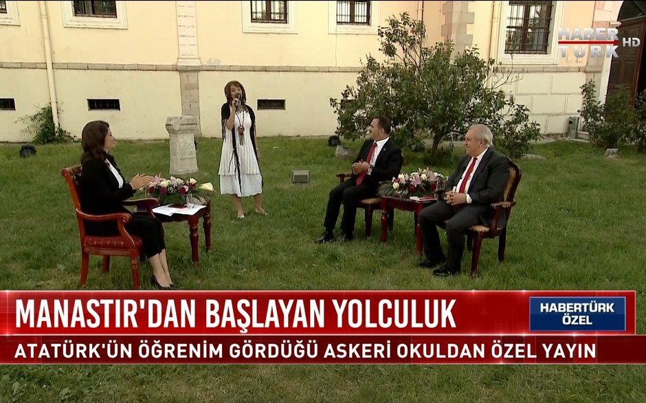 Habertürk Özel - 18 Mayıs 2021 (Manastır İdadisi Atatürk'ün eğitiminde neyi ifade ediyor?)