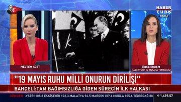 Liderlerden 19 Mayıs'ın 102'nci yıldönümü için mesajlar