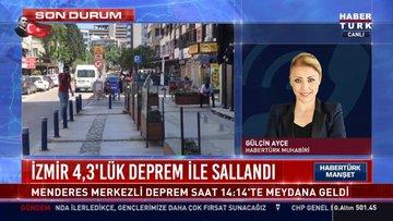 İzmir'de arka arkaya depremler! Kandilli Rasathanesi ve AFAD'dan açıklama
