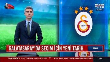 Galatasaray'da seçim için yeni tarih | Spor Bülteni - 19 Mayıs 2021