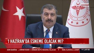 Son dakika... Sağlık Bakanı Fahrettin Koca'dan açıklamalar