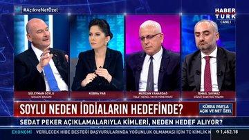 İçişleri Bakanı Süleyman Soylu Habertürk TV'de | Açık ve Net Özel - 25 Mayıs 2021