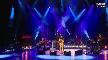 Elif Sanchez'den CRR'de Müzik Ziyafeti
