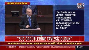 Cumhurbaşkanı Erdoğan: İçişleri Bakanımızın yanındayız