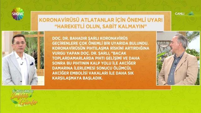 Koronavirüs'ü atlatanlar için önemli uyarı!