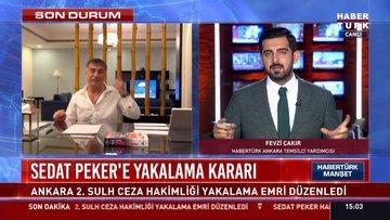 Sedat Peker hakkında yakalama kararı çıkarıldı!