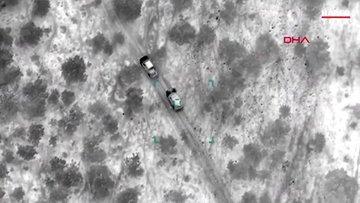 'Pençe-Şimşek' operasyonunda terör eylemine MİT engeli