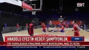 Spor Bülteni - 30 Mayıs 2021 (Anadolu Efes'in hedefi şampiyonluk)