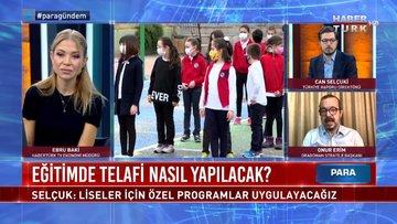 "Marmara denizini ""Müsilaj"" kapladı | Para Gündem - 1 Haziran 2021"